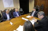 Em Brasília, Belivaldo discute concessão da BR-235 com ministro da Infraestrutura