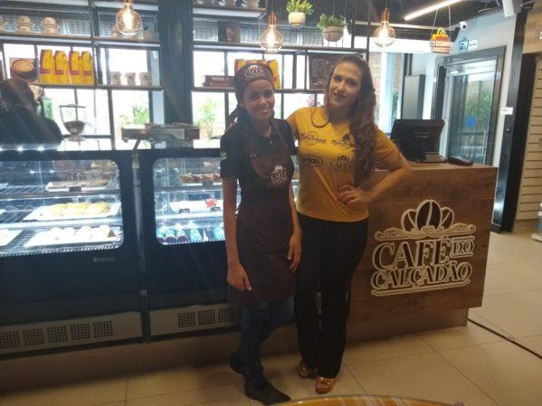 Centro comercial de Aracaju ganha nova cafeteria