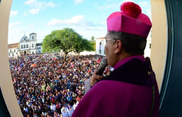 Senhor dos Passos: Fé e devoção unem milhares de fiéis no encerramento da romaria em São Cristóvão