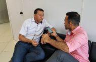 Racha na prefeitura de Itaporanga D'Ajuda: vice-prefeito Francinaldo Alves vai enfrentar Otávio Sobral