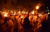 Tradicional Procissão do Fogaréu acontece dia 18 de abril, em São Cristóvão