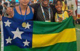 Atleta de projeto social da PMSE sagra-se campeão de luta olímpica no Brasileiro Escolar de Combate Games