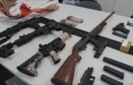 Seis suspeitos de integrar quadrilha especializada em assaltos a banco morrem em confronto com a polícia, Lagarto