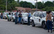 Polícia Civil realiza 11 flagrantes durante operação contra ligações irregulares de água