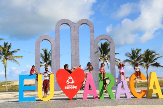 Feriado: veja como conhecer a beleza de Aracaju em apenas um dia