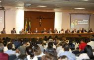 Tribunal de Contas promove exposição e debate sobre a reforma da previdência