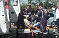 Acidente com quatro veículos na saída de Aracaju deixa uma pessoa morta