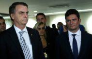 Bolsonaro diz que vai indicar Sérgio Moro para vaga no STF
