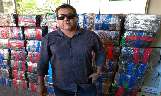 PF apreende quase 2 toneladas de maconha destinadas a festas juninas