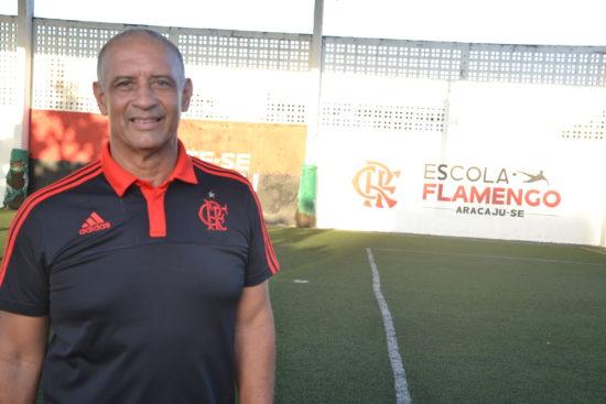 Escola do Flamengo será inaugurada em Aracaju dia 26