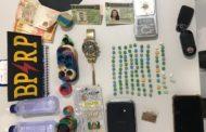 Polícia Militar prende homem com 108 comprimidos de ecstasy na Farolândia