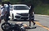 Acidentes de trânsito matam duas pessoas na BR-235