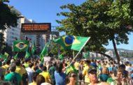 Protestos a favor de Moro e da Lava Jato acontecem em 60 cidades e 19 estados