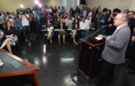 Governador empossa novo secretário da Fazenda, Marco Antônio Queiroz