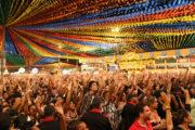 Confira a programação do primeiro final de semana do Forró Caju 2019