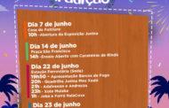 Prefeitura de São Cristóvão divulga programação dos festejos juninos