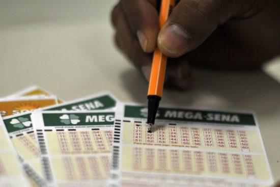 Mega-Sena sorteia hoje prêmio de R$ 63 milhões