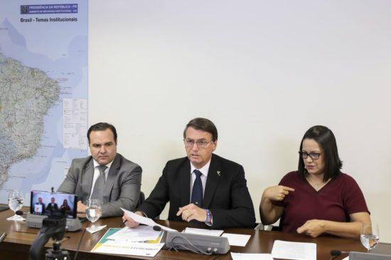 Live: governo prepara projeto para dar proteção jurídica a policiais