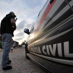 Polícia Civil prende pai suspeito de abusar sexualmente da filha de 13 anos