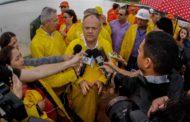 """""""A Barragem do Poxim não corre risco de rompimento"""", afirma governador durante inspeção"""