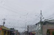 Defesa Civil emite alerta para chuva forte nesta segunda-feira em Sergipe