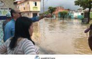 Prefeitura de Rosário do Catete decreta Estado de Emergência e assegura assistência às vítimas da chuva