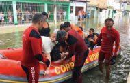Corpo de Bombeiros divulga balanço de ocorrências atendidas durante transtornos provocados pelas chuvas