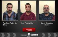 Quadrilha causa prejuízo de R$ 300 mil com clonagem de cartões em Sergipe