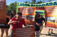 Ato da Prefeitura de Aracaju é marcado por protesto de moradores na Jabotiana