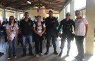 Comitê Desarme-se acolhe alunos e realiza palestras no retorno às aulas em colégio Estadual no Eduardo Gomes
