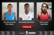 Suspeitos de assaltar lojas no interior sergipano morrem em confronto com a Polícia Civil