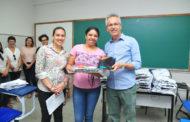 Prefeitura de São Cristóvão aposta na tecnologia e distribui tablets para Agentes Comunitários de Saúde