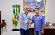 Vereador Irmão Gibson assume secretaria na administração de Marcos Santana