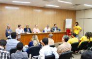 Prefeito Marcos Santana e governador Belivaldo Chagas se reúnem com Moradores do Complexo Jabotiana para debater ações no Rio Poxim