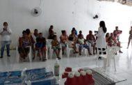 Prefeitura de São Cristóvão leva ações de saúde e cidadania para o Jardim Universitário II