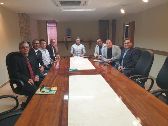 Fames e Undime discutem parcerias para fortalecer educação nos municípios