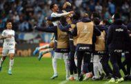 Palmeiras vence o Grêmio em Porto Alegre e fica perto das semifinais da Libertadores
