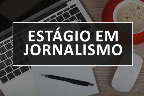 SSP SELECIONA ESTAGIÁRIO DE JORNALISMO PARA O PERÍODO DA MANHÃ
