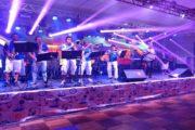 Los Guaranis e Água Viva animam aniversário do Iate Clube