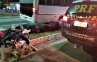 Homem que vinha para Sergipe é preso com 30 kg de maconha em ônibus na Bahia.