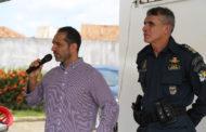 Café da manhã com população celebra 100 dias sem homicídios dolosos no Santa Maria