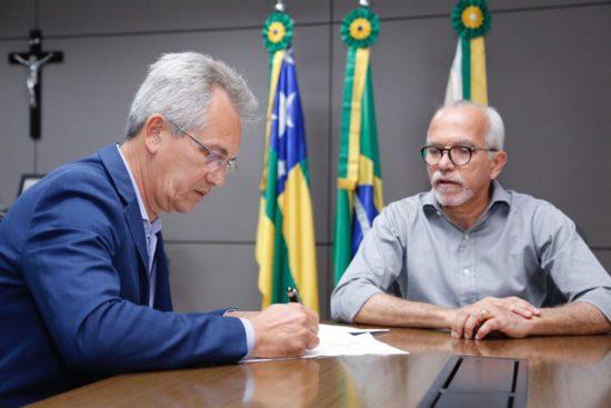 Prefeituras de Aracaju e São Cristóvão iniciam melhorias no acesso aos Condomínios da Várzea Grande