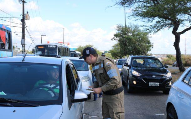 Dia Mundial sem Carro: SMTT realizará blitz educativa neste domingo, 22, na avenida Mário Jorge