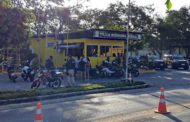 PRF apreende 34 motocicletas irregulares na BR 235, em Itabaiana