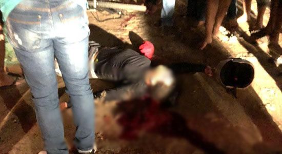 Jovem morre após ser alvejado por arma de fogo em Itabaiana