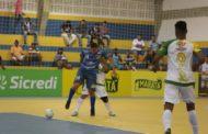 São Cristóvão atropela Santa Luzia e garante classificação antecipada na Copa TV Sergipe de Futsal