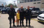 Polícia Militar promove comemoração especial do Dia das Crianças no Bairro Santa Maria
