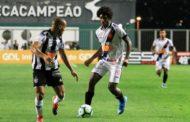 De virada e com golaço, Vasco vence o Atlético-MG em Minas Gerais