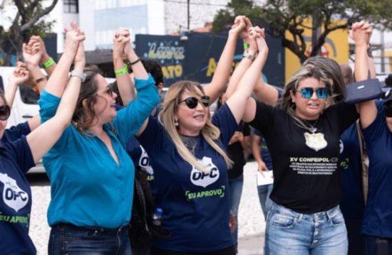 Policiais civis fazem paralisação de 24h nesta sexta, mas não descartam greve por tempo indeterminado