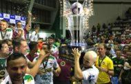 Lagarto derrota Itaporanga e é tricampeã da Copa TVSE de Futsal